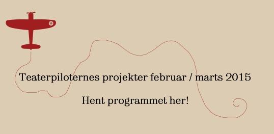 Program - projekter feb marts 2015